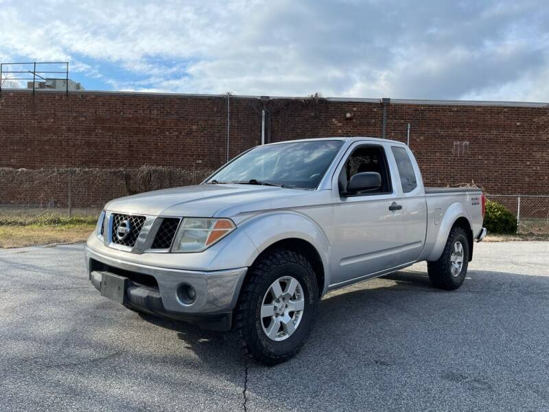 2005 Nissan Frontier for sale at RoadLink Auto Sales in Greensboro NC