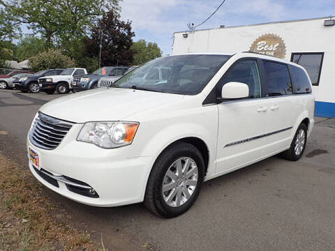 2013 Chrysler Town and Country for sale at Tommy's 9th Street Auto Sales in Walla Walla WA