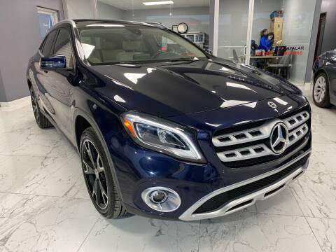 2018 Mercedes-Benz GLA for sale at KAYALAR MOTORS in Houston TX