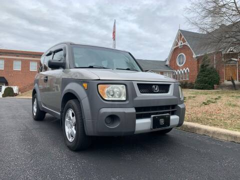 2003 Honda Element for sale at Automax of Eden in Eden NC