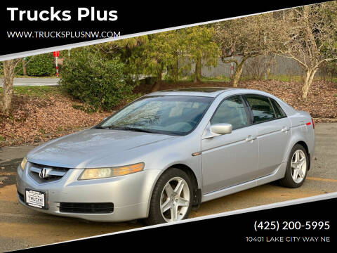2004 Acura TL for sale at Trucks Plus in Seattle WA