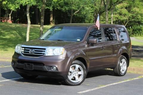 2012 Honda Pilot for sale at Quality Auto in Manassas VA