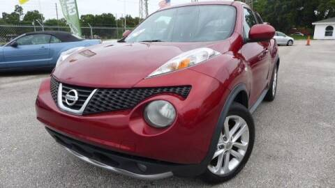 2012 Nissan JUKE for sale at Das Autohaus Quality Used Cars in Clearwater FL