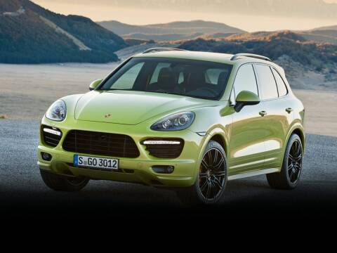 2014 Porsche Cayenne for sale at Mercedes-Benz of North Olmsted in North Olmstead OH