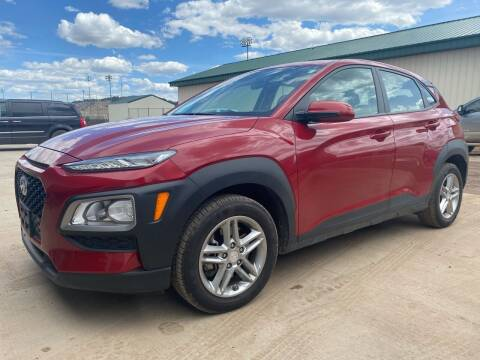 2019 Hyundai Kona for sale at FAST LANE AUTOS in Spearfish SD