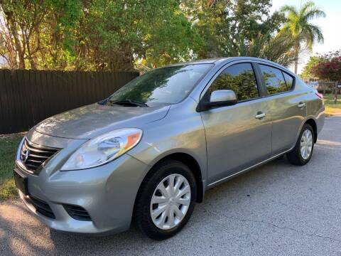 2013 Nissan Versa for sale at LA Motors Miami in Miami FL