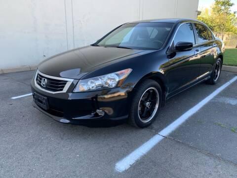 2008 Honda Accord for sale at Eco Auto Deals in Sacramento CA