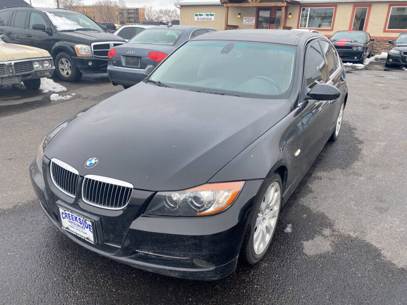 2006 BMW 3 Series for sale at Creekside Auto Sales in Pocatello ID