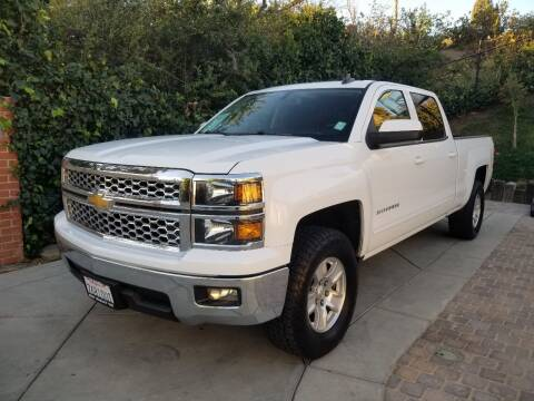 2015 Chevrolet Silverado 1500 for sale at Best Quality Auto Sales in Sun Valley CA