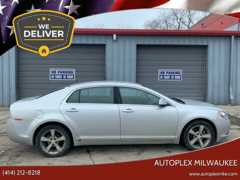 2011 Chevrolet Malibu for sale at Autoplex Milwaukee in Milwaukee WI