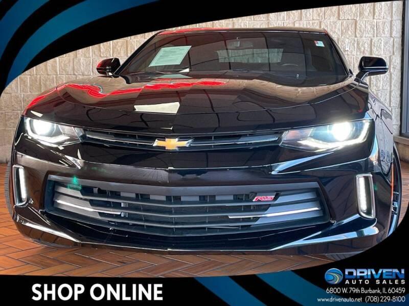 2017 Chevrolet Camaro for sale in Burbank, IL