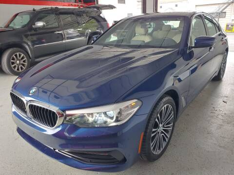 2018 BMW 5 Series for sale at Auto Direct Inc in Saddle Brook NJ