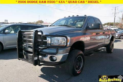 2006 Dodge Ram Pickup 2500 for sale at L & S AUTO BROKERS in Fredericksburg VA