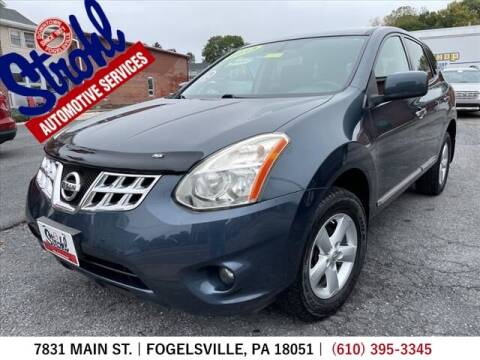 2013 Nissan Rogue for sale at Strohl Automotive Services in Fogelsville PA