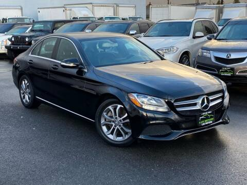 2015 Mercedes-Benz C-Class for sale at Lux Motors in Tacoma WA