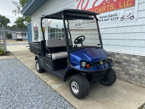 2018 Cushman PRO HAULER for sale at 70 East Custom Carts LLC in Goldsboro NC