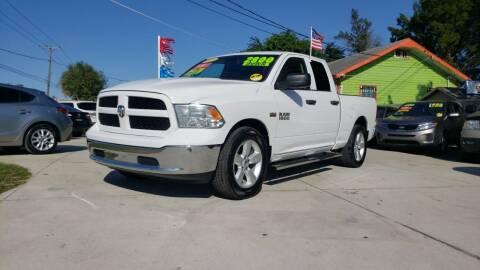 2013 RAM Ram Pickup 1500 for sale at GP Auto Connection Group in Haines City FL
