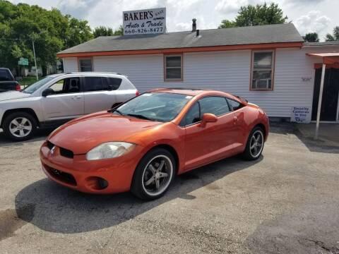 2007 Mitsubishi Eclipse for sale at Bakers Car Corral in Sedalia MO