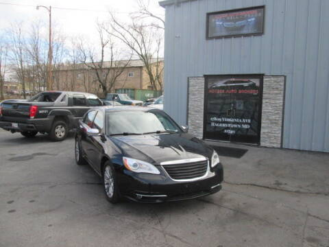 2013 Chrysler 200 for sale at Access Auto Brokers in Hagerstown MD
