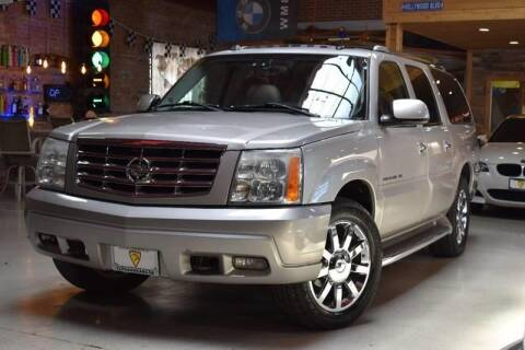 2004 Cadillac Escalade ESV for sale at Chicago Cars US in Summit IL
