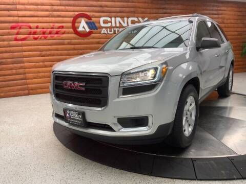 2014 GMC Acadia for sale at Dixie Motors in Fairfield OH