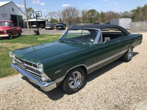 1967 Ford Fairlane 500 for sale at 500 CLASSIC AUTO SALES in Knightstown IN