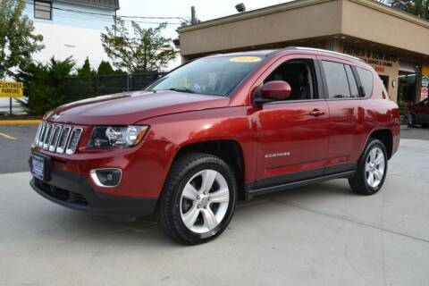 2015 Jeep Compass for sale at Father and Son Auto Lynbrook in Lynbrook NY