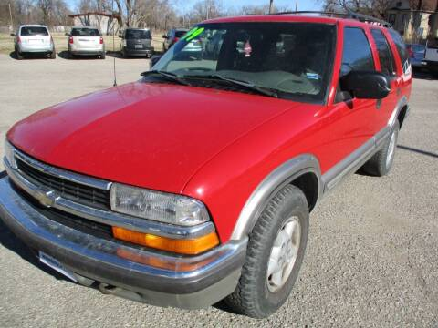 1999 Chevrolet Blazer for sale at Dons Carz in Topeka KS