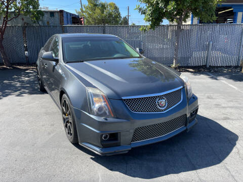 2011 Cadillac CTS-V for sale at BSL Bay Sport & Luxury in Redwood City CA