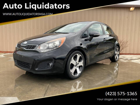 2014 Kia Rio 5-Door for sale at Auto Liquidators in Bluff City TN