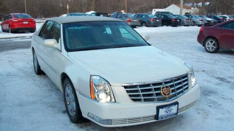 2007 Cadillac DTS for sale at Griffon Auto Sales Inc in Lakemoor IL