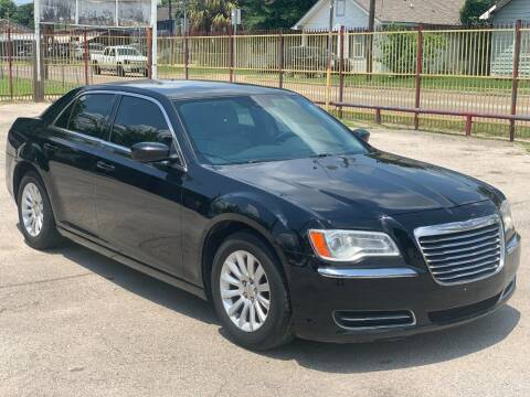 2012 Chrysler 300 for sale at David Morgin Credit in Houston TX
