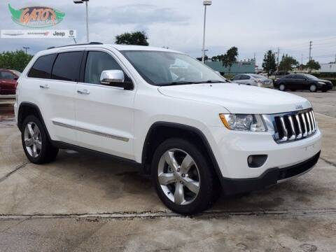 2013 Jeep Grand Cherokee for sale at GATOR'S IMPORT SUPERSTORE in Melbourne FL
