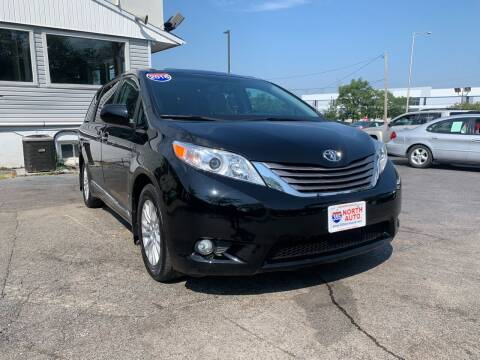 2016 Toyota Sienna for sale at 355 North Auto in Lombard IL
