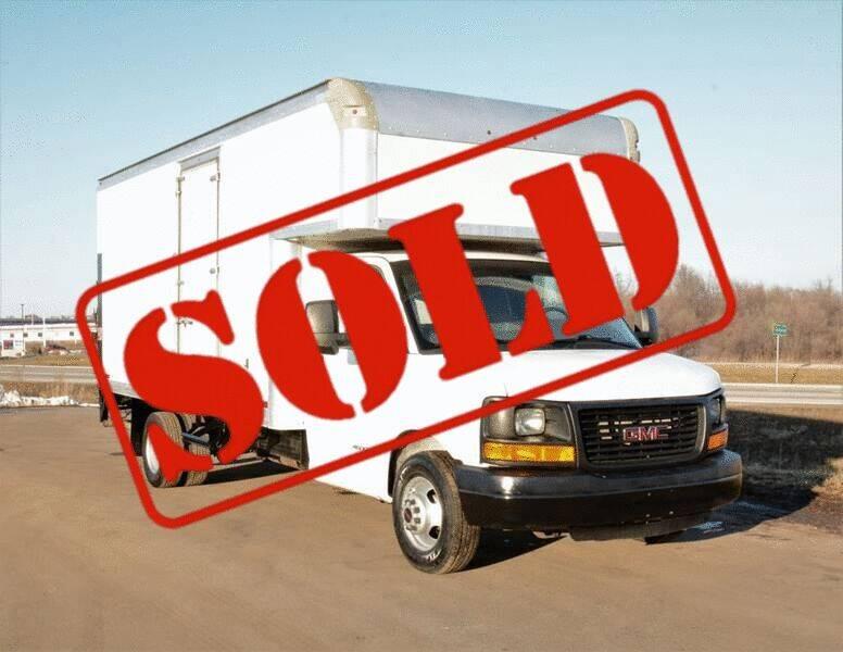 2014 GMC Savana Cutaway for sale at Signature Truck Center - Box Trucks in Crystal Lake IL