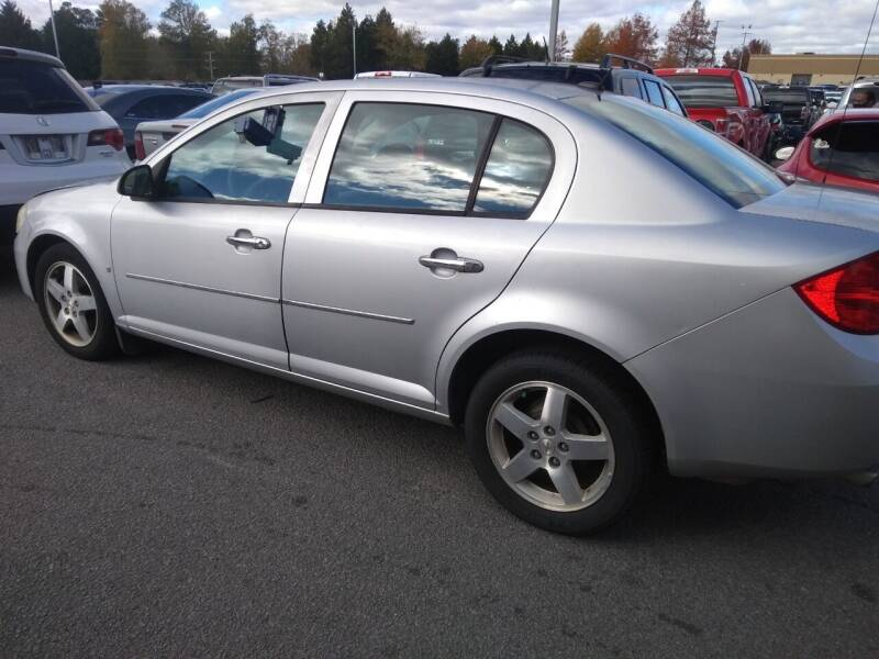 2009 Chevrolet Cobalt for sale at Sparks Auto Sales Etc in Alexis NC