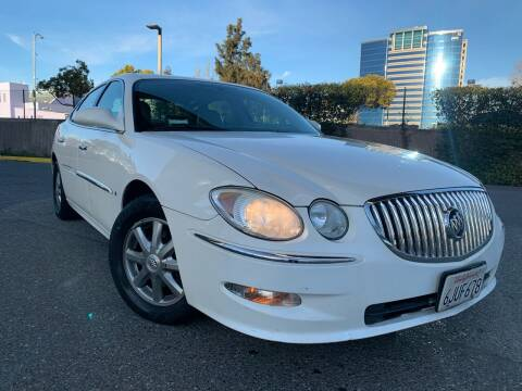 2008 Buick LaCrosse for sale at Bay Auto Exchange in San Jose CA