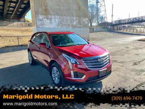 2019 Cadillac XT5 for sale at Marigold Motors, LLC in Pekin IL