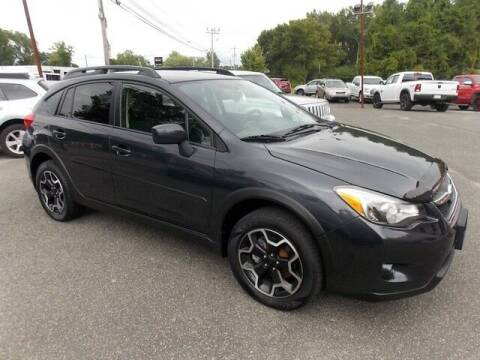 2015 Subaru XV Crosstrek for sale at Bachettis Auto Sales in Sheffield MA