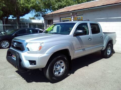 2012 Toyota Tacoma for sale at Larry's Auto Sales Inc. in Fresno CA