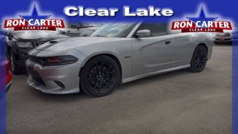 2019 Dodge Charger for sale at Ron Carter  Clear Lake Used Cars in Houston TX
