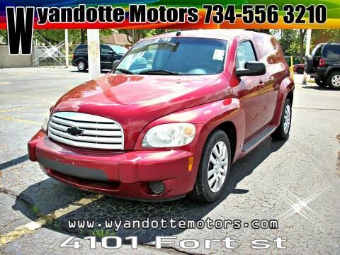 2008 Chevrolet HHR for sale at Wyandotte Motors in Wyandotte MI