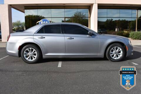 2016 Chrysler 300 for sale at GOLDIES MOTORS in Phoenix AZ