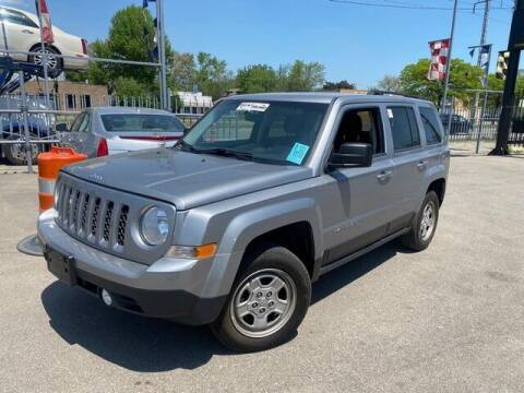 2015 Jeep Patriot for sale at Car Depot in Detroit MI