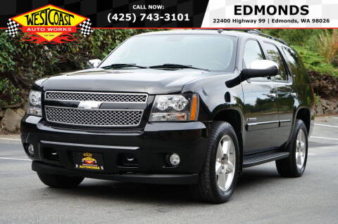 2007 Chevrolet Tahoe for sale at West Coast Auto Works in Edmonds WA
