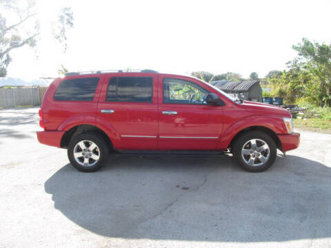 2006 Dodge Durango for sale at Orlando Auto Motors INC in Orlando FL