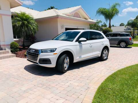 2018 Audi Q5 for sale at Bcar Inc. in Fort Myers FL