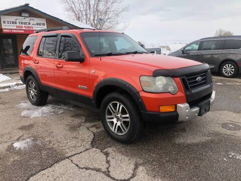 2007 Ford Explorer for sale at 5 Star Truck and Auto in Idaho Falls ID