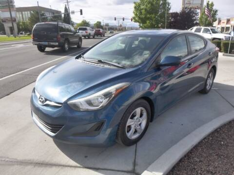 2015 Hyundai Elantra for sale at Ideal Cars and Trucks in Reno NV
