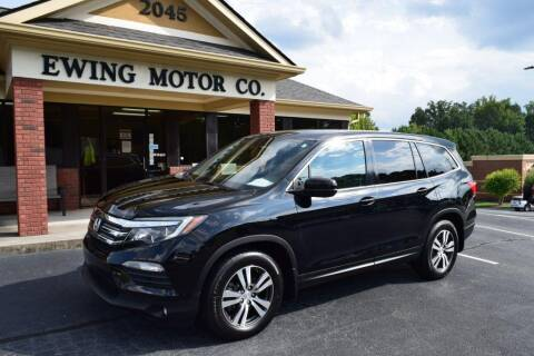 2016 Honda Pilot for sale at Ewing Motor Company in Buford GA